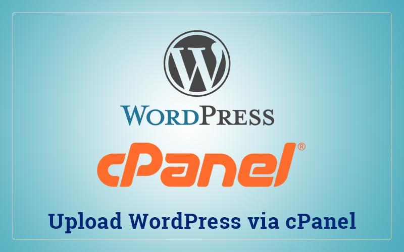 Upload WordPress Balendu