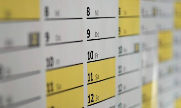 How a Calendar Can Make Life Easy within 30 days